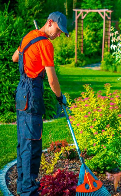 обслуживание садовых участков